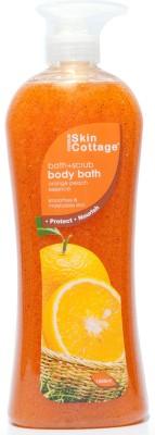 Skin Cottage Orange Peach Shower Scrub(1000 ml)