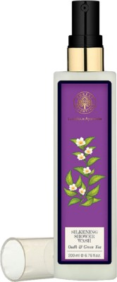 Forest Essentials Shower Wash Oudh and Green Tea
