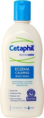 Cetaphil Restora Derm Eczema Calming Body Wash