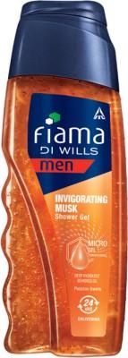 Fiama Di Wills Men Invigorating Musk Shower Gel