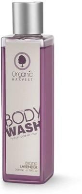 Organic Harvest Exotic Lavender Body Wash