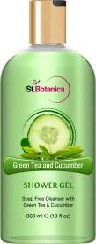 St. Botanica Green Tea and Cucumber Luxury Shower Gel(300 ml)