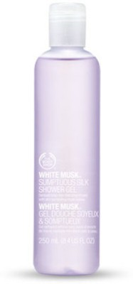The Body Shop White Musk Sumptuous Silk Shower Gel