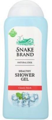 Snake Brand Classic Fresh Shower Gel