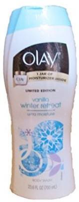Olay Ultra Moisture Moisturizing Vanilla Winter Retreat