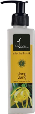 Natural Bath & Body Ylang Ylang After Bath Milk