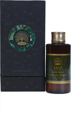 VANA VIDHI Spearmint SPA Body Wash