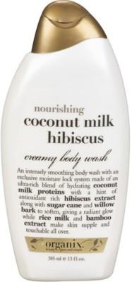 Organix Nourishing Coconut Milk Hibiscus Creamy Body Wash