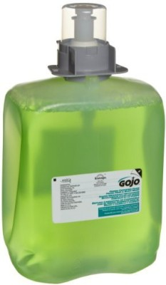 Gojo GOJO 526302 Green Certified Foam Hand Hair and FMX20 Refill Case of 2(2267 g)