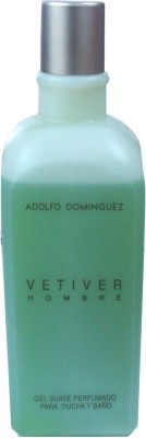 Adolfo Dominguez Vertiver Hombre Shower Gel 400 Ml