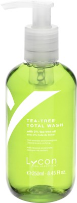 Lycon Tea Tree Total Wash