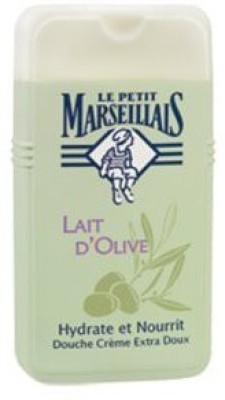 Le Petit Marseillais Lait d,Olive Gel Douche French