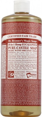 Dr. Bronner S Magic Soaps Pure - Castile Soap