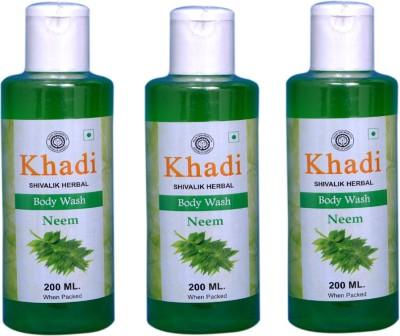 Khadi Natural Neem Body Wash