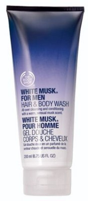 The Body Shop White Musk for Men Hair & Body Wash