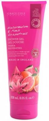 Grace Cole Fruit Works – Shower Gel - Watermelon & Pink Grapefruit