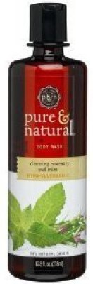 Pure & Natural Cleansing Rosemary & Mint