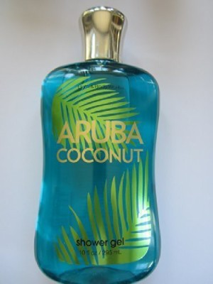 Bath & Body Works Bath and Body Works Escape Collection Aruba Coconut