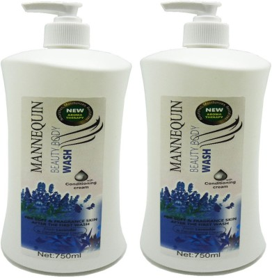 Mannequin Lavender-Body Wash-750ml