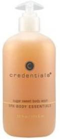 Credentials Sugar Sweet Body Wash(354.84 ml)