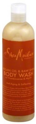 Shea Moisture SheaMoisture Argan Oil & Raw Shea(390 ml)