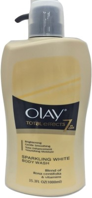Olay Total Effects 7 In One Sparkling Body Wash