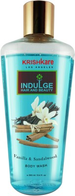 Krishkare Body Wash - Vanilla & Sandalwood