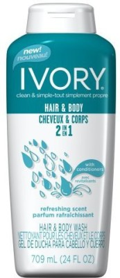 Ivory Refreshing In1 Hair & 4