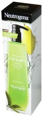 Neutrogena Renewing Shower And Bath Gel Pear And Green Tea