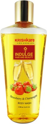Krishkare Body Wash - Strawberry & Champagne