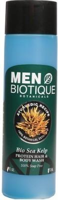 Biotique Sea Kelp Protein Hair Body Wash