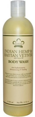 Nubian Heritage Indian Hemp & Haitian Vetiver 2 Pack
