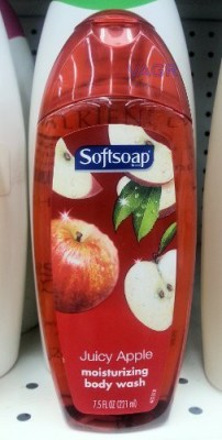 Softsoap Juicy Apple Moisturizing Hard to Find Scent