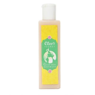 Cleo's secret Goatmilk Bodywash