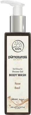 Pure Naturals Fresh Shower Gel Body Wash