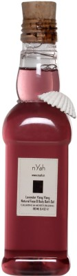 Nyah Lavender Ylang Ylang Natural Face & Body Bath Gel