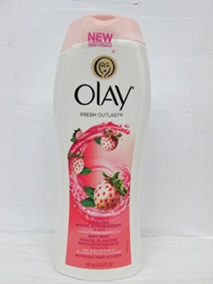 Olay Cleansing Cooling White Strawberry 2 Pack