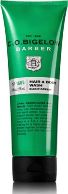 C.O. Bigelow Elixir Green Men's Hair & Body Wash