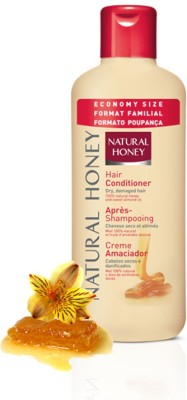 Natural Honey Hair Conditioner for Daily Needs 400ml(400 ml)