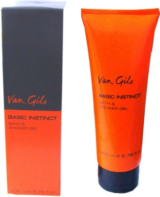 Van Gils Basic Instinct Shower Gel 200 Ml
