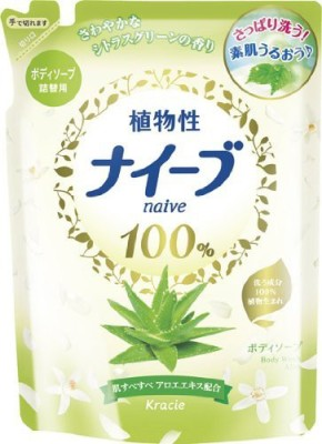 Kracie(Kanebo Home Products) Naive Aloe by Kracie Refill