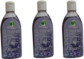 Sreyansh Healthcare Lavender Shower Gel (combo 3)