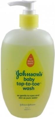 Johnson & Johnson Baby Top-To-Toe (Made In Malaysia)