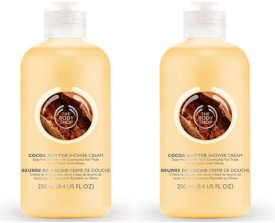 The Body Shop Cocoa Butter Shower Cream Pack Of 2