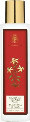 Forest Essentials Silkening Shower Wash Mashobra Honey & Vanilla