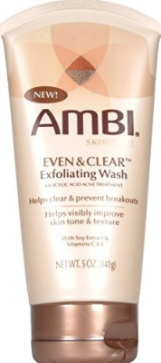 Ambi Skincare Even & Clear Exfoliating Wash