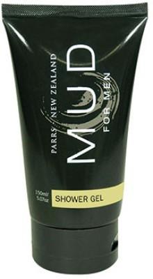 Wild Ferns Mud for Men Shower Gel