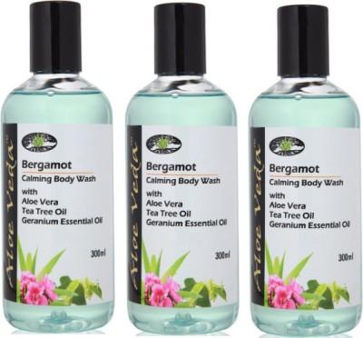 Aloe Veda Bergamot Calming Body Wash