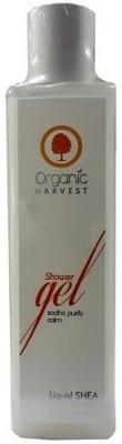 Organic Harvest Liquid Shea And Honey Showergel