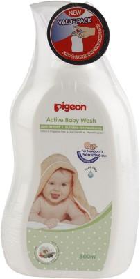Pigeon Active Baby Wash 500ml